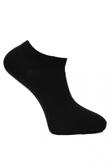 Мъжки памучни чорапи за маратонка - терлик
