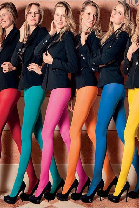 Едноцветни Чорапогащи Veneta Classic Trasparenze