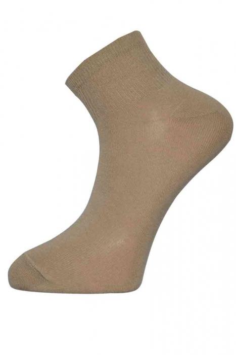 Дамски памучни чорапи къс конч