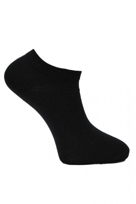 Мъжки памучни чорапи за маратонка терлик
