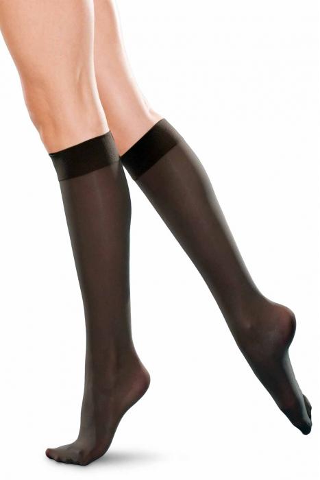 Дамски 3/4  класически чорапи 20 ден